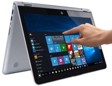 Original HP Envy x360 m6-aq103dx 15.6″ Touch 2-in-1 Laptop  Intel Core i5 - 6TH Generation  8GB RAM, 500GB Hard Drive, Silver