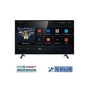 "TCLS62 - Smart Full HD LED TV - 40"" - Black"
