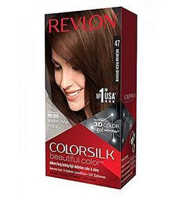 Color Silk 3D Technology Usa For Men & Women #47 Medium Rich Brown