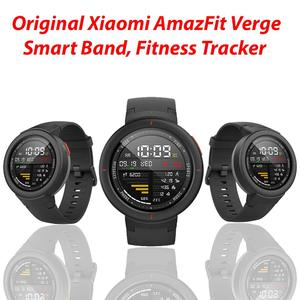 Original Xiaomi AmazFit Verge Smart Fitness Band Black