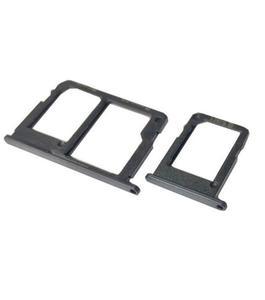 Sim Tray for Samsung J7 Prime Black