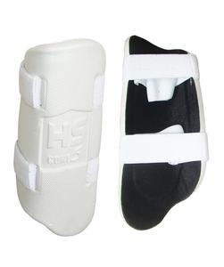 Cricket Batting Thigh Pads HS Core 5 White