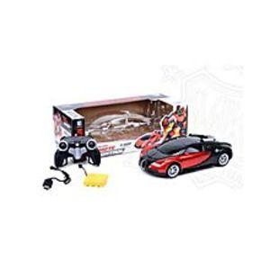 Rabia ToysRemote Control Deformed Transform Car R/C - Multicolor