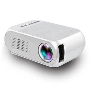 TE YG320 LED Video Digital Home Theater Portable Smart 1080P Movie Projector