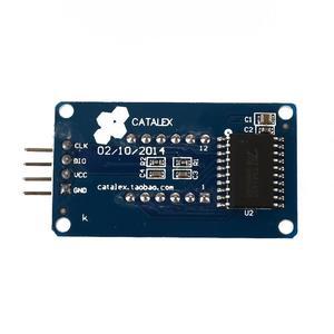 4 Digits Module 7 Segment Display Circuit Board Electronic For Arduino 4 Digits