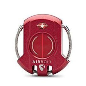 Air BoltBluetooth Enabled Smart Lock - Monza Red