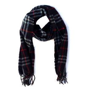 Hi Charlie Winter Wool Muffler For Men And Women-Multicolor
