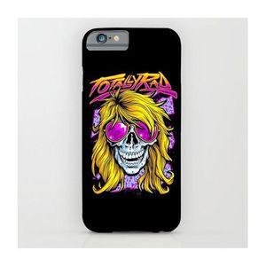 Skull Girl Art Printed Mobile Cover (Samsung C7)