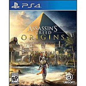 Sony Assassin's Creed Origins - PlayStation 4 Ubisoft