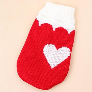 Pet Dog Soft Sweater For Small Dogs Puppies