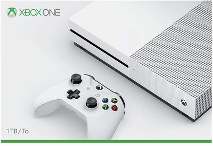 1TB Console Xbox One S