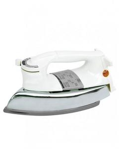 Cambridge DI332 Dry Iron - 1000 Watt - White & Grey