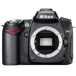 Nikon D90 Dslr Only Body