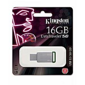 Kingston16GB Data Traveler 50 3.0 USB Flash Drive - Brand Warranty