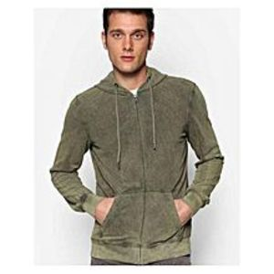 diKHAWAGreen Branded Hoodie for Mens - Winter Season Collection For Mens