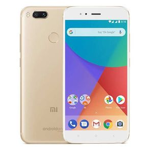 Mi A1 - Android One - 5.5 - 4GB - 64GB - 12MP/12MP - 4G - Gold