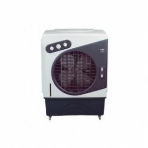 Super Asia Room Air Cooler ECM-5000, Cool Star Series, Full Plastic Body, 99.9% Copper, Black & White, Elegant Design, Durable And Energy Efficient