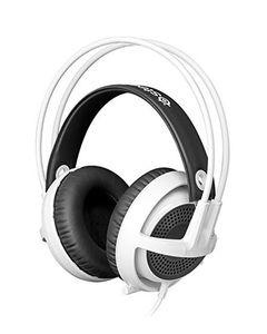 Steel Series Siberia V3 - Gaming Headset - White