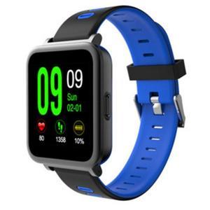 TE Sn10 Smart Watch Waterproof Heart Rate Blood Pressure Sleep Monitoring