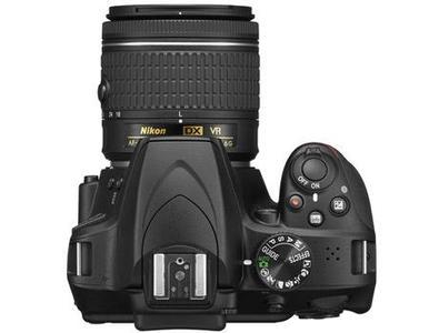 D3400 - DSLR Camera - 24.2 MP - Black