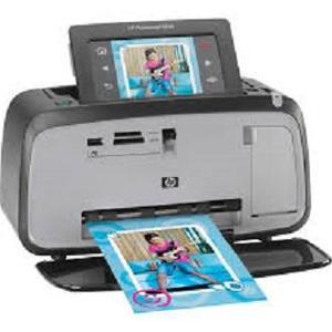 HP Photosmart A646 Compact Bluetooth Photo Printer