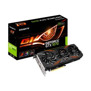 GeForce® GTX 1070 G1 Gaming 8G