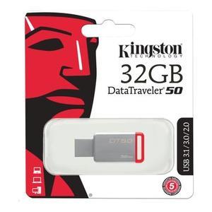 Kingston 32GB DT50 3.1 USB Flash Drive (Original)