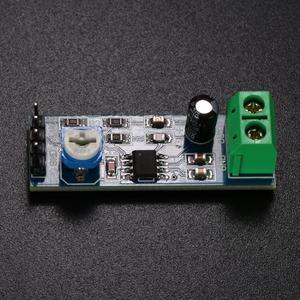LM386 Audio Amplifier AMP Module 5V-12V 10K Adjustable 200x Gain For Arduino