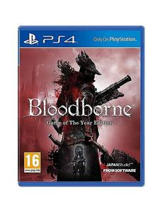 PLAYSTATION 4 BLOODBORNE GAME OF THE YEAR EDITION PS4 GAME DVD