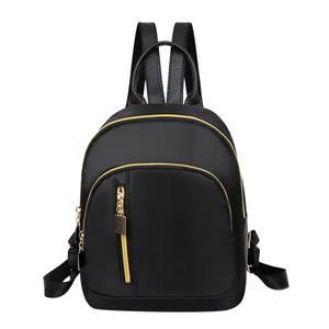 VETECH -  Women Nylon Backpack Preppy Casual Small Travel Shoulder Bags School Bag