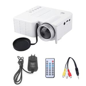 UC28A Mini Portable LED Projector 1080P Multimedia Home Cinema Theater