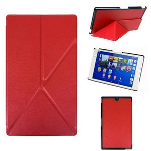 Ultra Slim Leather Case Cover Skin For 8inch Sony Xperia Z3 Tablet RD