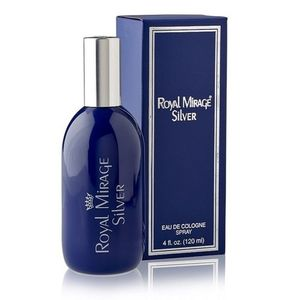 Royal Mirage Silver - EDT Original Perfume For Men - 120 ML