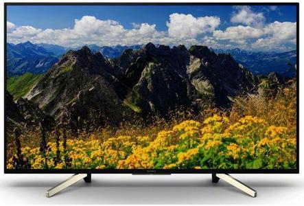 Sony 55X7500F - 55'' BRAVIA 4K Ultra HD  High Dynamic Range (HDR)  Smart TV (Android TV
