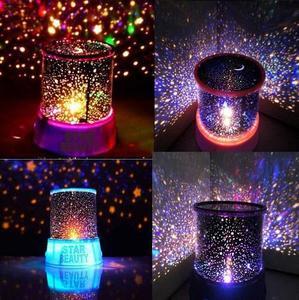 Romantic Sky Star Master Projector Lamp LED Cosmos Night Light Amazing Gift