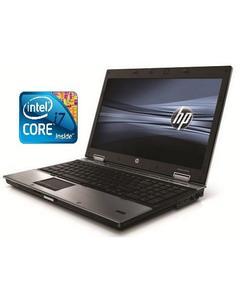Hp ProBook 6550 Core i-7 Laptops 8GB Ram Windows 10