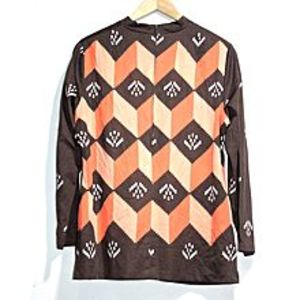 vintagestyle Stylish Printed Zipper For Women