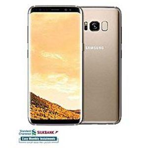 SamsungGalaxy S8+ - 6.2'' - 4GB RAM - 64GB ROM - Fingerprint Sensor - Maple Golden