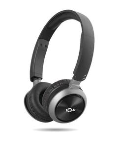 Go Pro-Sound Comfort Fit Stereo Headphones - Black