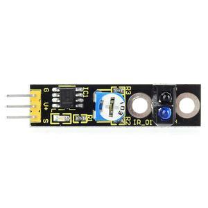 Keyestudio Line Tracking Sensor for Arduino - Black