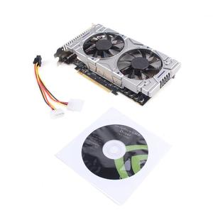 GTX 1050 2GB GDDR5 128Bit VGA DVI HDMI Graphics Card With Cooling Fan