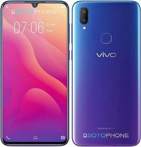 "Your Choice Vivo Y95 - 6.22"" Water-Dew Display - 4GB RAM - 64GB ROM - Fingerprint Sensor - Mobile Phone - Smartphone"