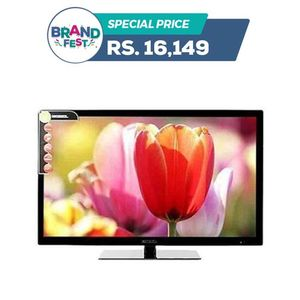 HD LED TV - 32 - Black With Built in Sound Bar