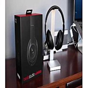 BeatsStudio 2.0 Wireless Headphone Black