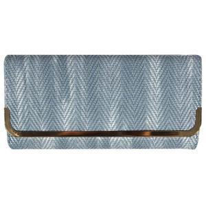 Blue MM02 Lady Wallet Card Holder Handbag For Women