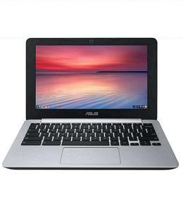 """C201PA-DS02 ChromeBook (Energy Star) - 1.8 GHz ARM Cortex-A17 Quad-Core - 4 GB DDR3L - 32 GB eMMC - 11.6"""" Display - Refurbished"""