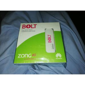 Zong 4G Wifi Huawei Unlock Internet Wingle Device.
