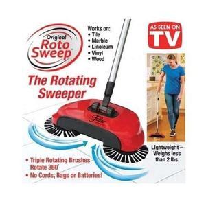 Spin Broom Vacuum Cleaner 360 Sweep The Floor Machine Multicolor