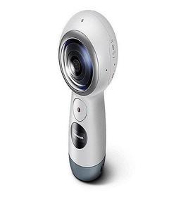 Gear 360 (2017 Edition) Real 360° 4K VR Camera (R210)