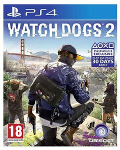 Ubisoft PS4 - Watch Dogs 2
